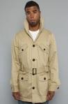 The Sawyer Jacket in Khaki By Obey | $90